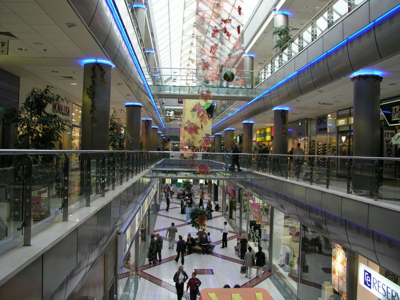 Hilton Hotel Mall Of Emirates