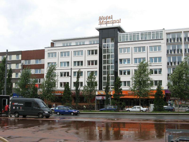 Mein Hotel Hamburg Fruhstuck
