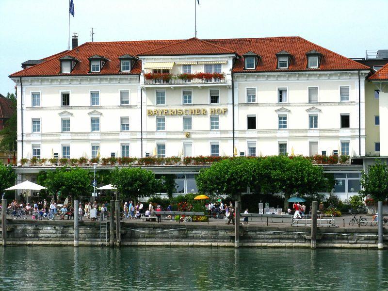 Hotel Bayerischer Hof Lindau Bodensee
