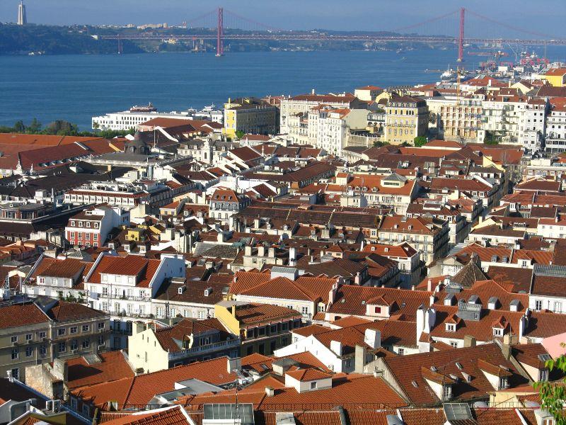 Lissabon Altstadt (Baixa)