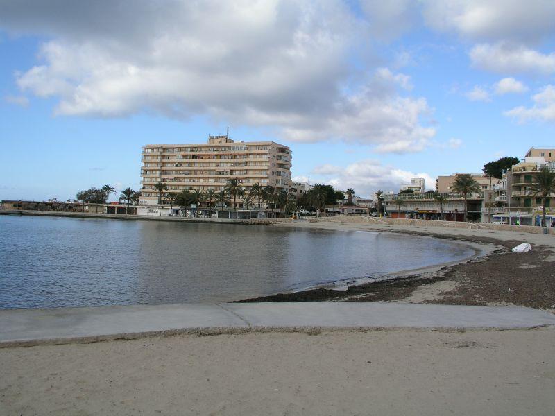 Mallorca Hotel Platja Daurada Can Picafort Hauptgebaude