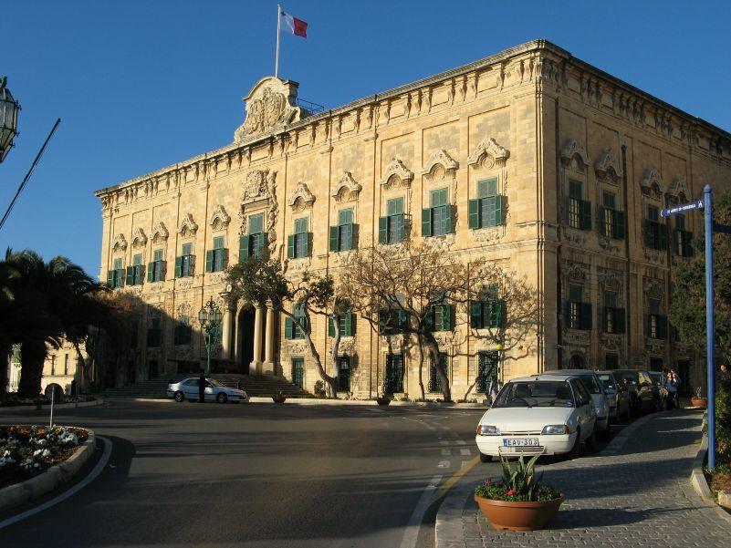 regierung malta