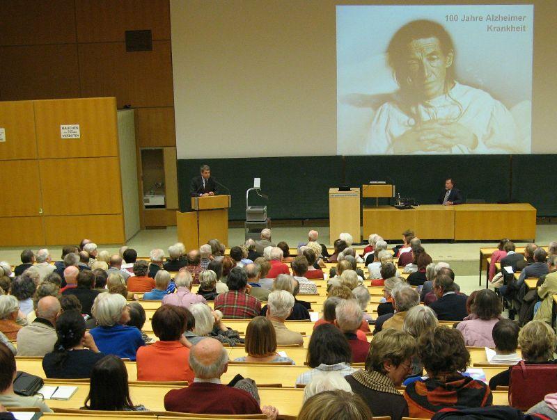 Studium Generale zur Alzheimer Krankheit in Tübingen