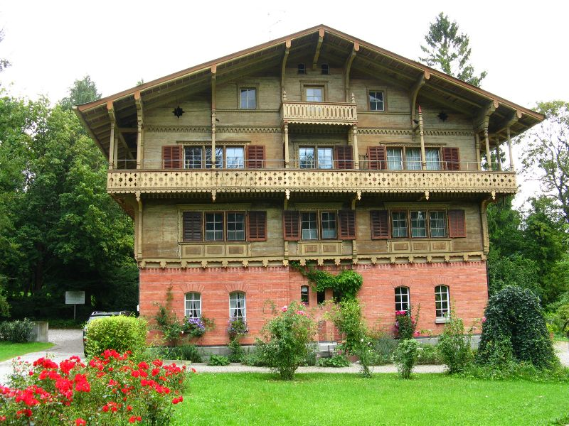 Villa Alwind in Bad Schachen (Lindau) am Bodensee