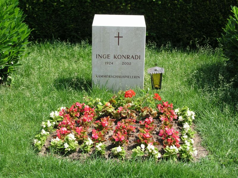 Die Ehrengräber auf dem Wiener Zentralfriedhof