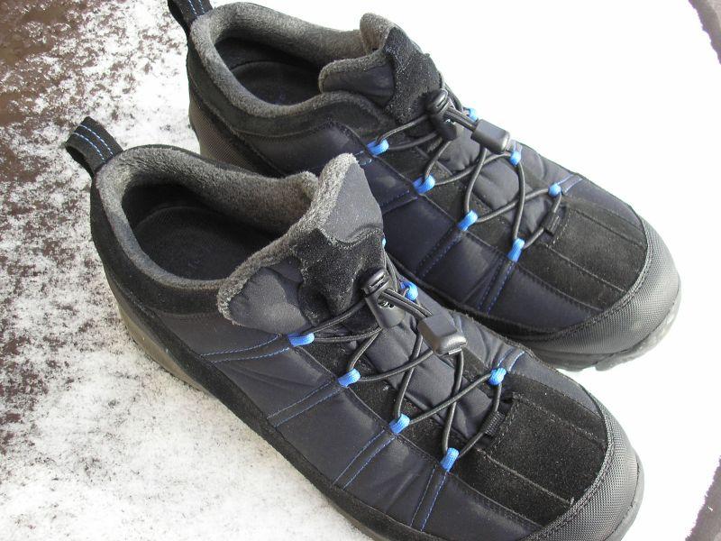 Wetterfeste, seniorenfreundliche Squall-Schuhe von LandsEnd
