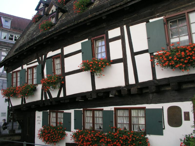 Hotel Schiefes Haus in Ulm