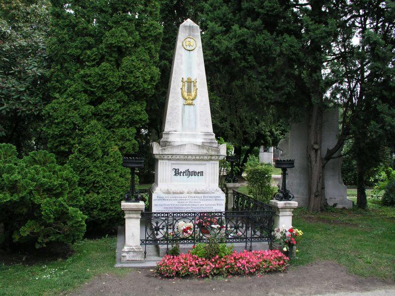 Die Ehrengräber Der Musiker Auf Dem Wiener Zentralfriedhof